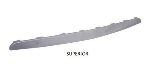 moldura superior da grade mercedes classe a 97 98 99 00 a 05