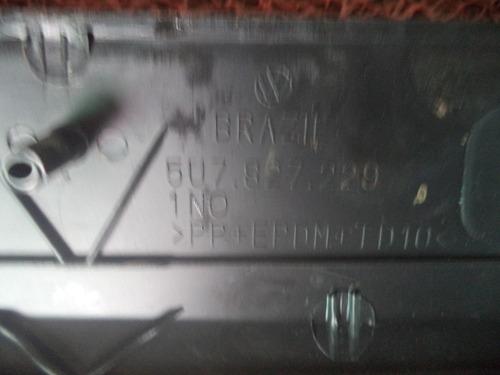 moldura superior da tampa saveiro g5/g6