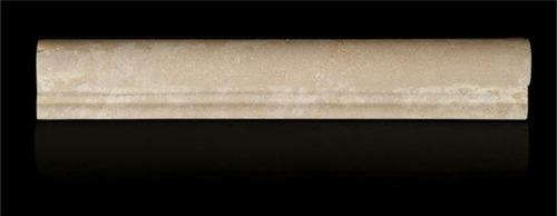 moldura tabriz travertino 5x30 bizantina art 553