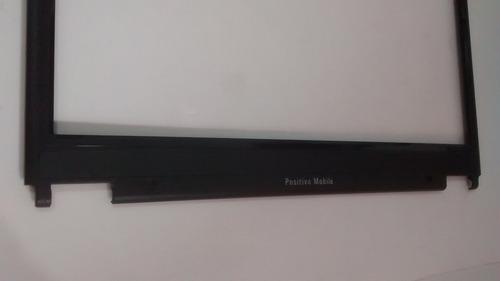 moldura tela positivo mobile z65 part number: 6-39-m54s1-014