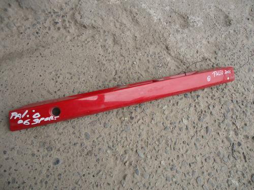 moldura trasera palio sport 2007- detalle - lea descripción