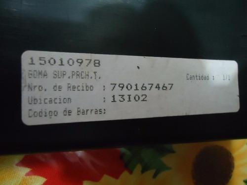moldura trasera parachoque blazer 96 a 99