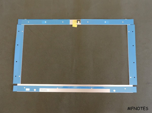 moldura ultrabook samsung np530u3c
