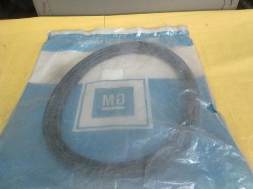moldura vidro tampa traseira ipanema 90 a 98 original gm