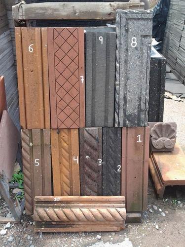 molduras de cantera para puertas, marcos y ventanas