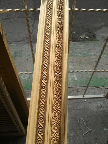 molduras de madera