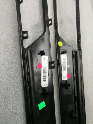 molduras interiores led gti mk7