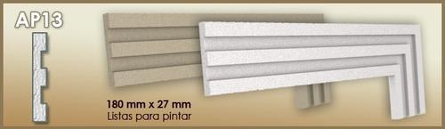 molduras para exterior ap13 la mejor marca/calidad