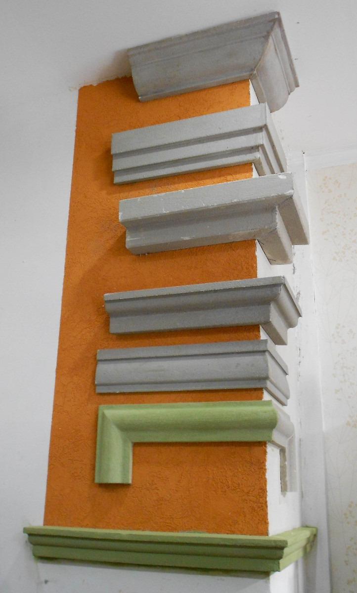 Molduras de madera para pared bueno la de arriba me qued for Molduras de madera para pared