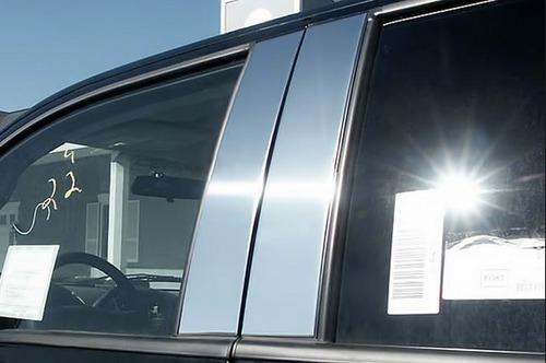 molduras pilar / poste puerta ford f150 lobo 2009 - 2014 dob