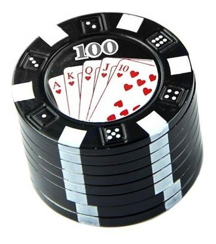 moledor fichas de poker