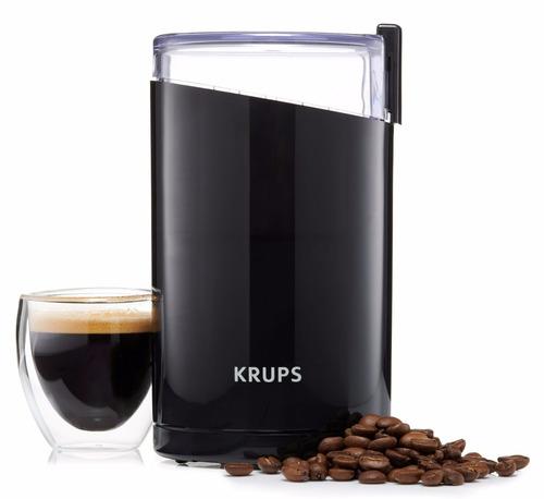 moledora de cafe krups f203 - muele cafe, granos etc