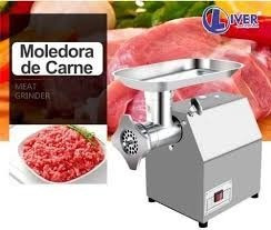 moledora de carne marca liver - nuevo industrial-garantia