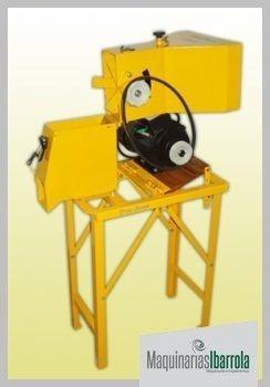 moledora de granos a martillos eco 304 con mesa y motor