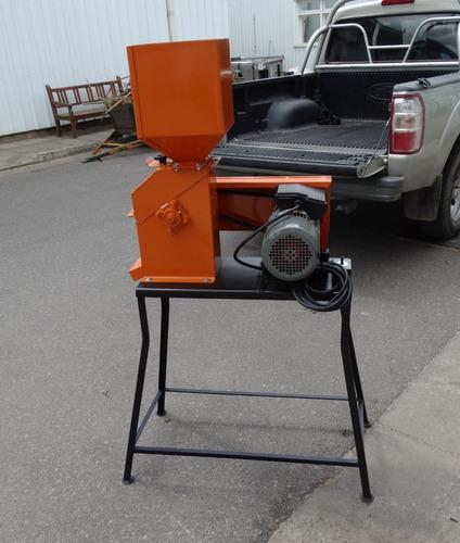moledora de maíz mod. 800 kgs/hora - pagotti