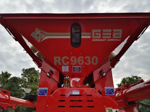 moledora embolsadora de granos gea modelo rc9630 de 9 pies