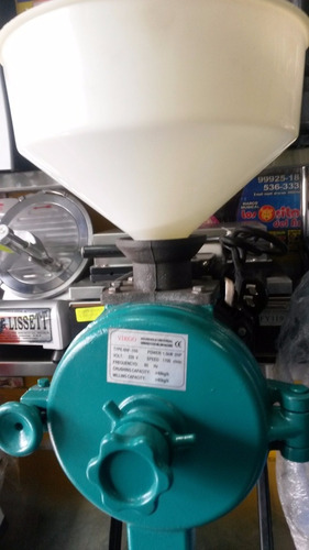 moledoras de discos para granos secos 2hp importadas