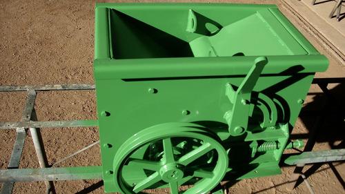 moledoras y rolos para embolsadora y achatadora de granos