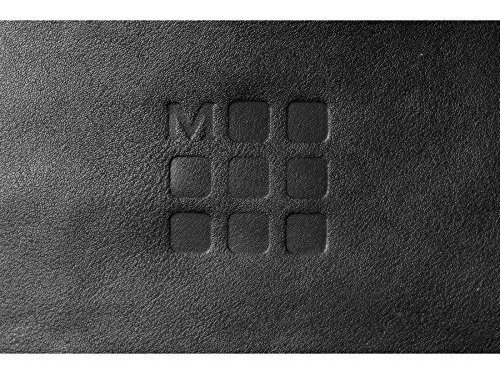 moleskine clasico - maletin de poliuretano color negro
