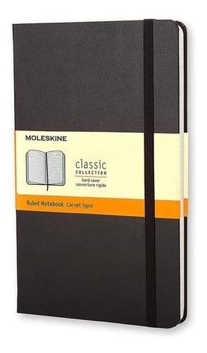 moleskine sketchbook black ruled notebook carnet ligné