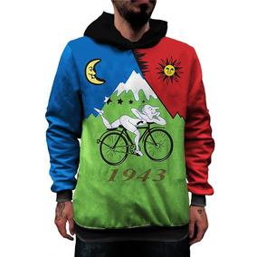 5017b1eac Blusa Lsd Bike 1943 Vibe Festa Rave Acid Progressive Trip  1