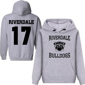 5770e526e9f85 Moletom Agasalho Fear Riverdale Esportivo Serie Blusa D Frio