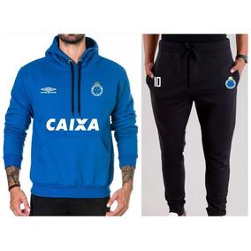bc7578e5eebaa Calça Da Mafia Azul Cruzeiro no Mercado Livre Brasil