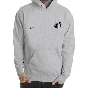 7d6b09c1382af Moleto Agasalho Santos Time De Futebol Blusa De Frio Casaco