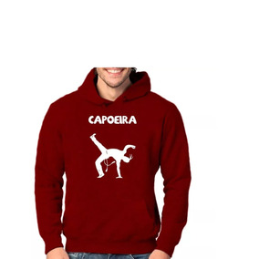 ce745496be1 Moletom Agasalho Capoeira Super Promoção