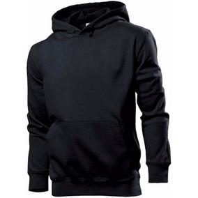 adb7cac22 Blusa De Frio Masculina Com Capuz Cinza - Calçados