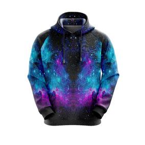 d2ba3c3e0 Blusa Moletom Tumblr Espaço Galáxia Universo