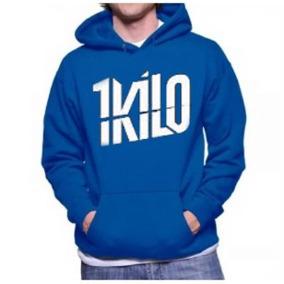 bd7d6ed03 Agasalho De Frio Moletom 1 Kilo Blusa Rapper Hiphop Moleton