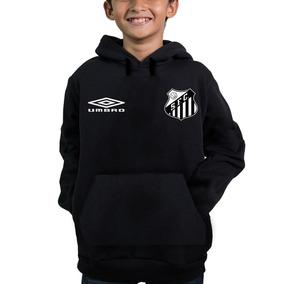 3c9b6f45f6067 Agasalho Santos Fc Infantil no Mercado Livre Brasil