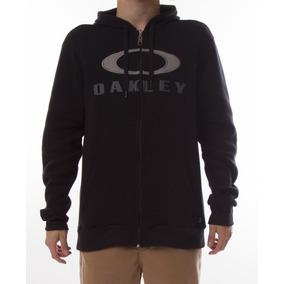 Moletom Oakley One Brand Zip Fleece Com Nota Fiscal a7e31cd2ee9