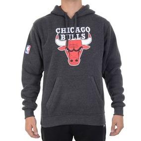 83e646832 Blusa De Frio Do Chicago Bulls - Moletom Masculinas no Mercado Livre ...