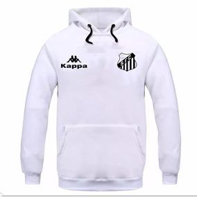 3aba724344260 Moletom Blusa De Frio Santos Time Futebol Torcida Jovem