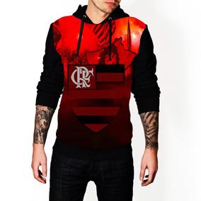839b5b94f921e Blusa De Frio Do Flamengo Adidas no Mercado Livre Brasil