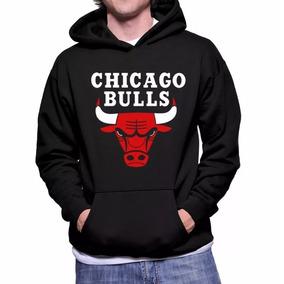 f019a389e Moletom Nba Chicago Bulls Masculino Swag Casaco Moleton