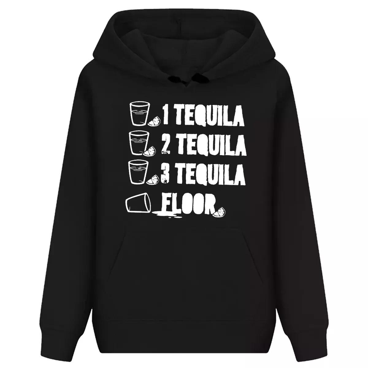 bda53305b5 Moletom Blusa Casaco Tequila Carnaval 2019 Top Promoção!! - R  54