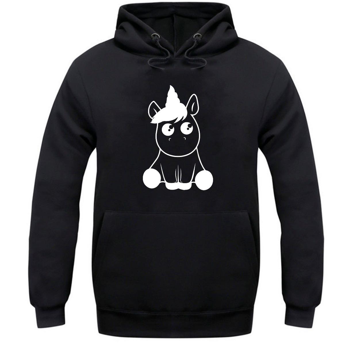 6d6688e25 moletom blusa unicornio preto casaco tumblr de frio. Carregando zoom.