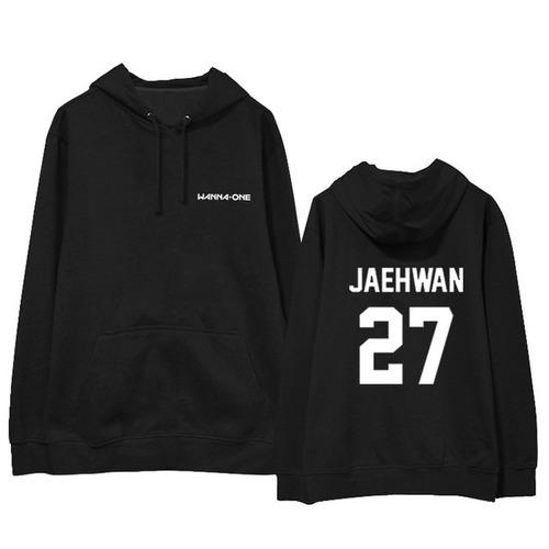moletom blusão casaco moleton k-pop wanna one jaehwan 27