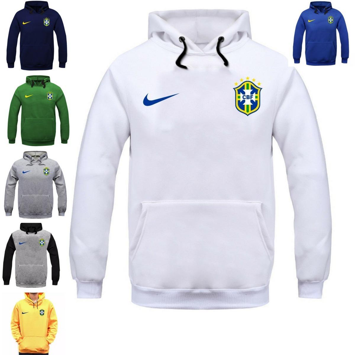 39b3140652 moletom copa brasil seleção brasileira promoção. Carregando zoom.