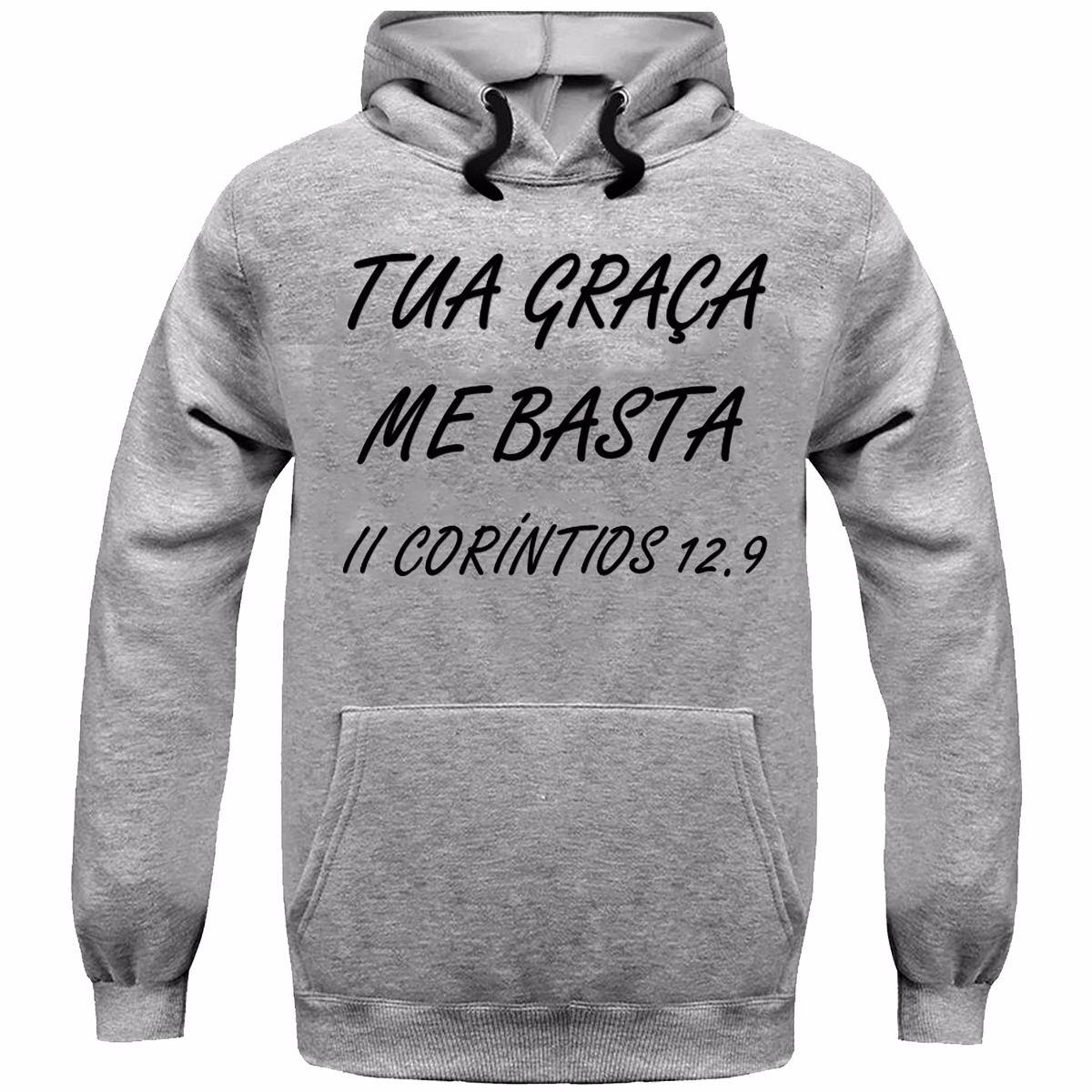 Moletom Gospel  51f14b2f1b4