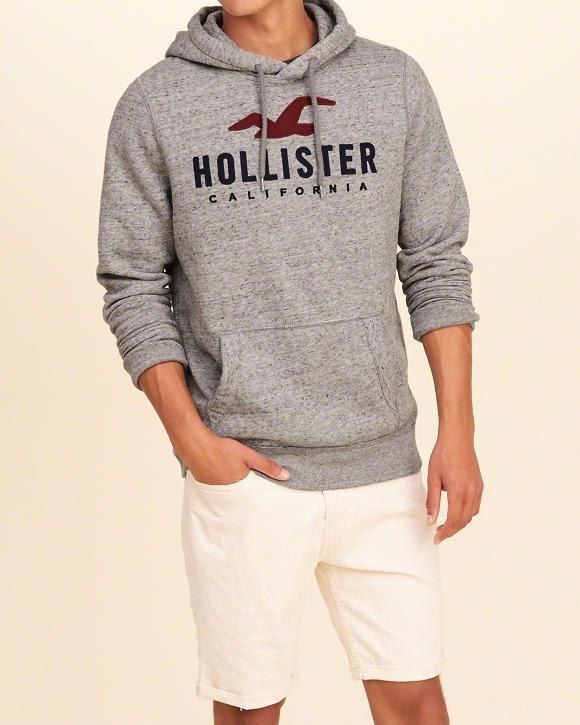 1a2e7340f Moletom Hollister Original Masculino Casaco Homem Jaqueta - R  220 ...
