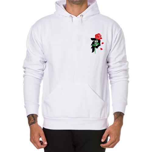 moletom masculino blusa de frio primitive rosa lançamento