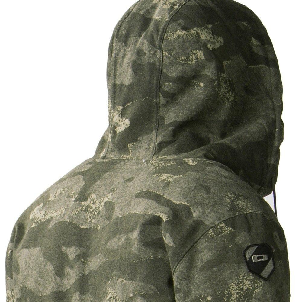 a9de5d6c4a91c moletom oakley agent hoodie fleece camuflado verde. Carregando zoom.