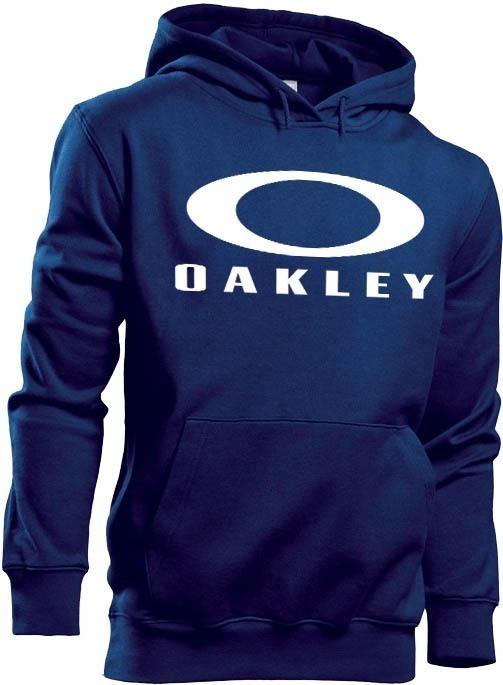 Blusa Moletom Oakley Moleton Masculino Canguru Top - R  79 3a9ef7212b7