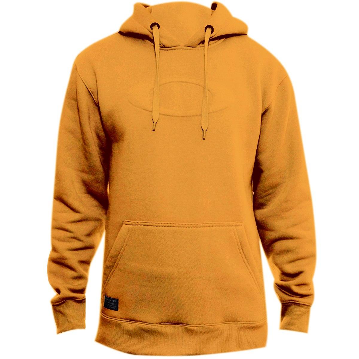 0497a48339 moletom oakley one brand pullover caramelo. Carregando zoom.