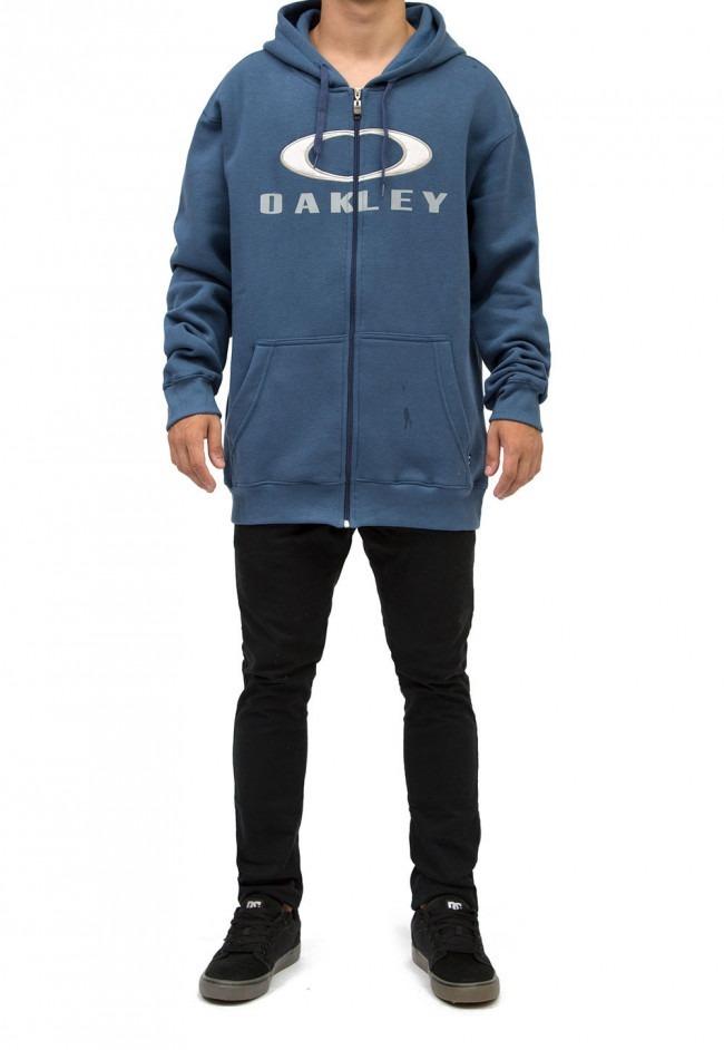 moletom oakley one brand zip fleece original pronta entrega. Carregando  zoom. 943c4f58f71