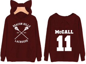 385c3303f6 Blusa Scott Mccall - Calçados